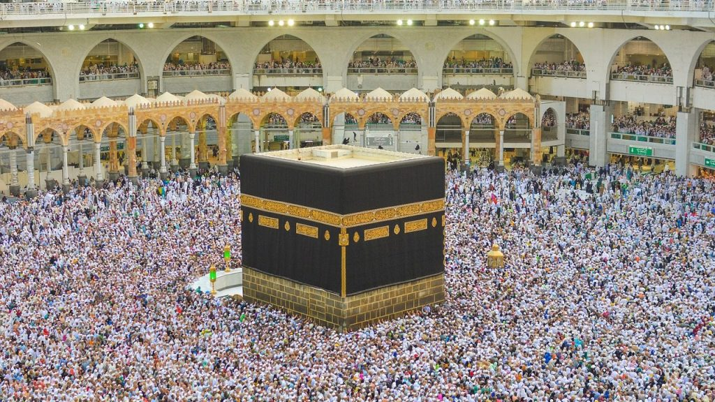 Hajj receives only 10,000 Muslim pilgrims this year