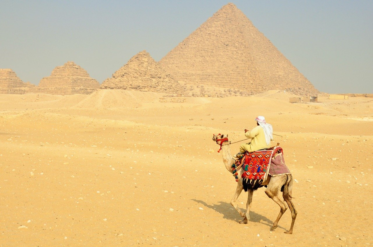 The Pyramids of Giza Will Be Renovated to Foster Tourism